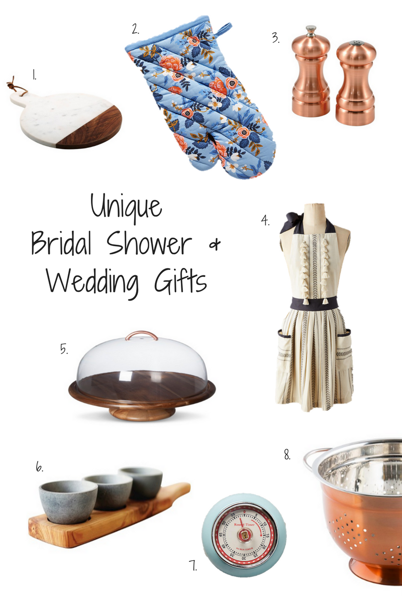 Unique Bridal Shower & Wedding Gifts Adventures of Wildflowers