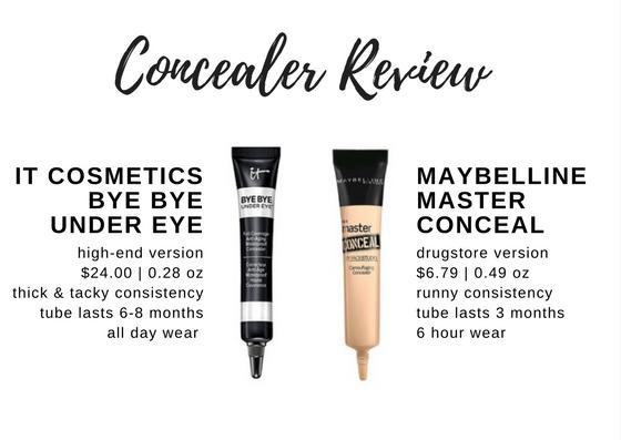 Concealer Review